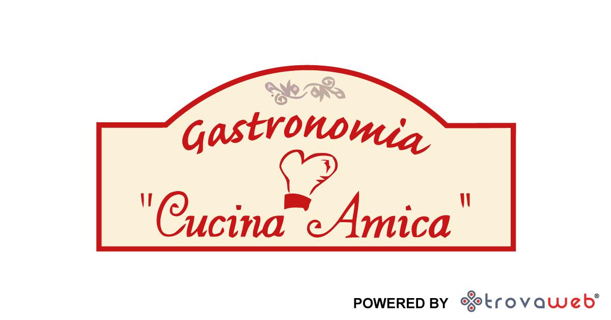 Gastronomie Cuisine Amica - Manta - Cuneo