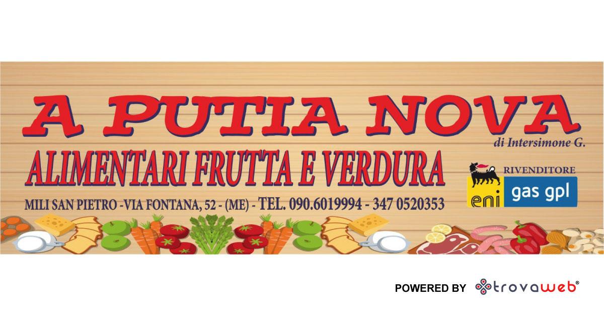 Minimarket Messina