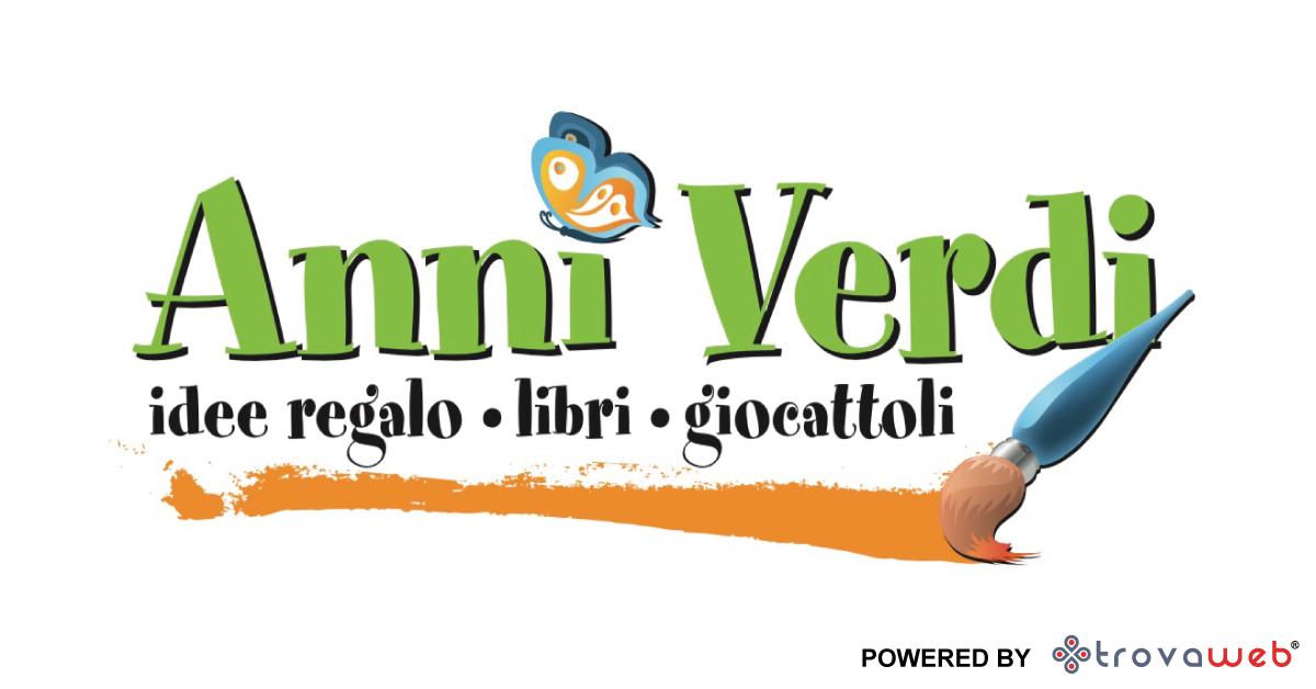 Grünbuch Schreibwaren Spielzeug - Genua