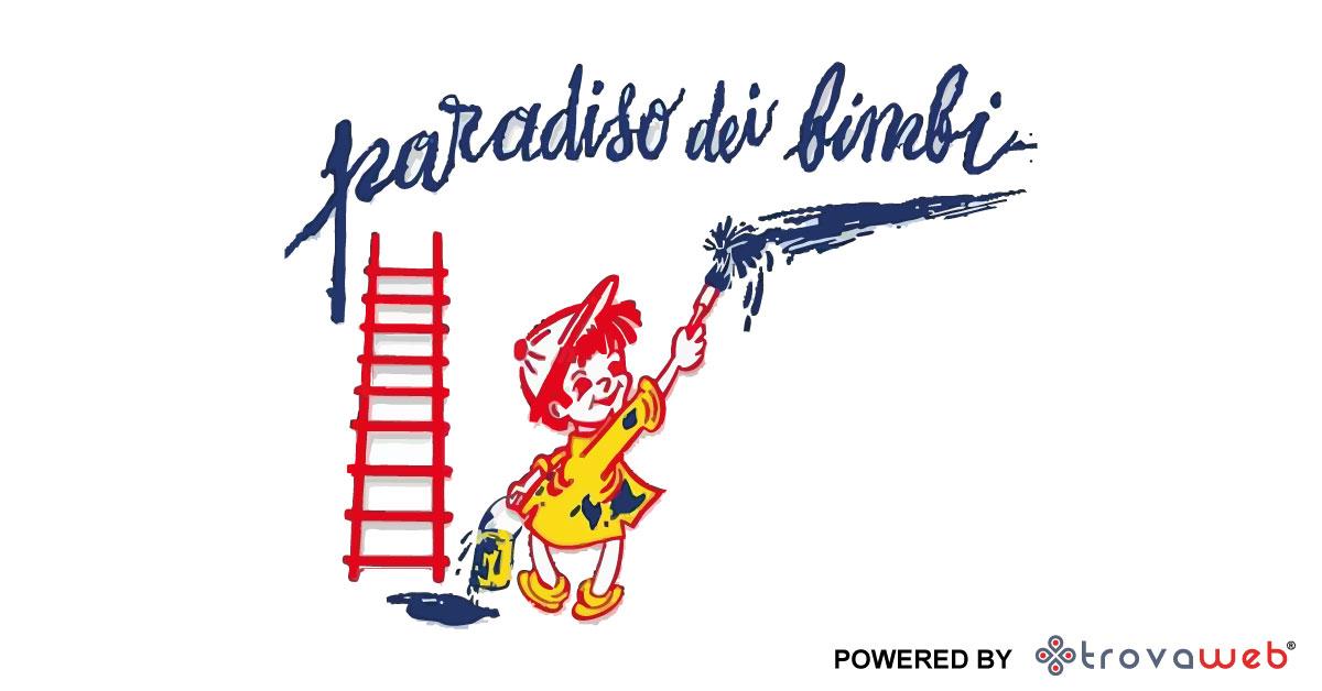 Игрушки и образовательные игры Paradiso dei Bimbi - Генуя