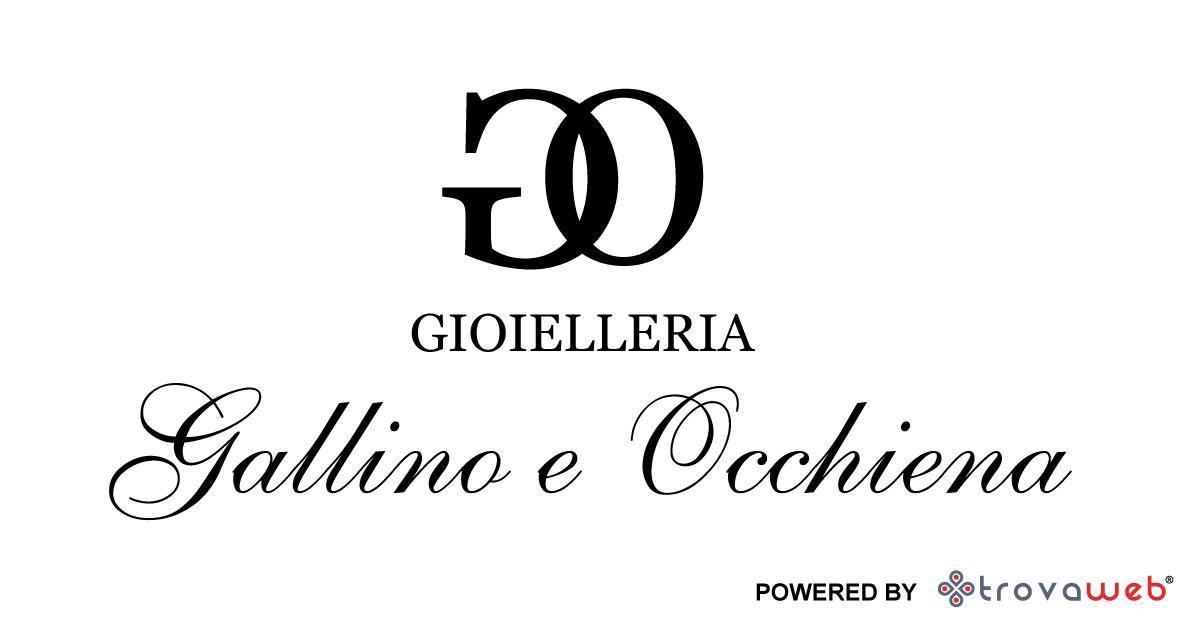 Bijoux personnalisés Gallino et Occhiena - Genova