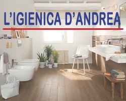 L\'igienica D\'andrea idrosanitari e Arredo Bagno - Messina