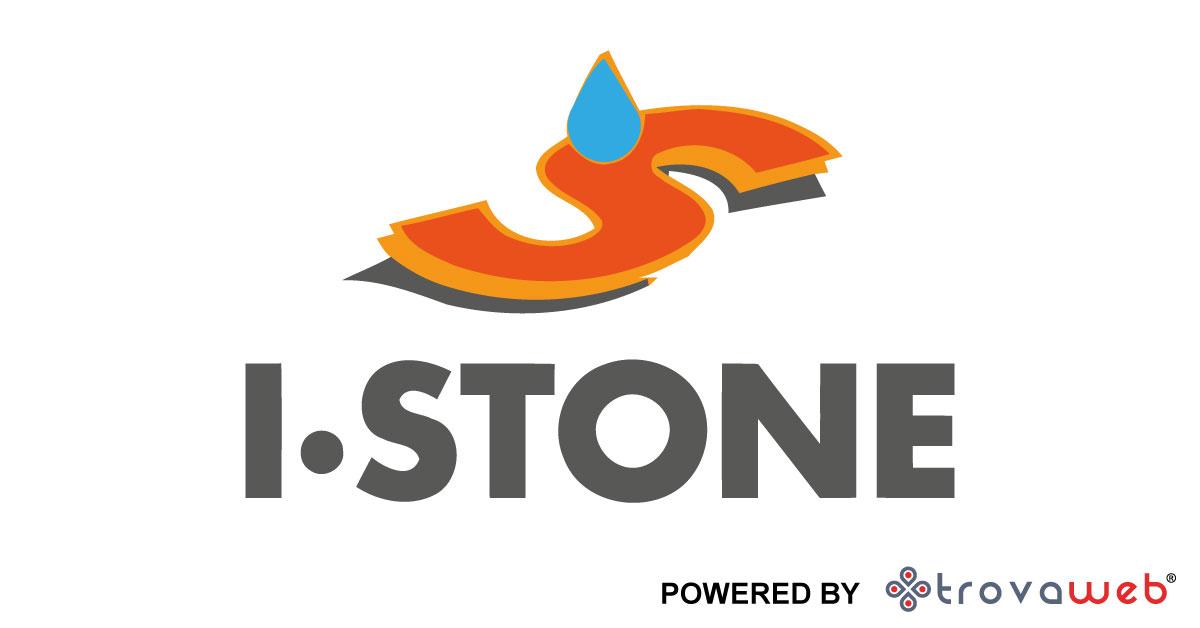 Posa Geomembrane in HDPE I-Stone