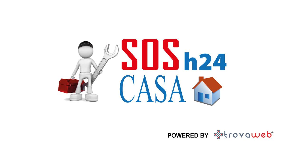 Электрические установки SOS Casa Elettromeccanico - Палермо