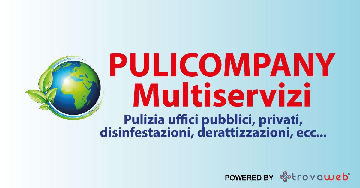 Impresa di Pulizie Disinfestazione Pulicompany - Palermo