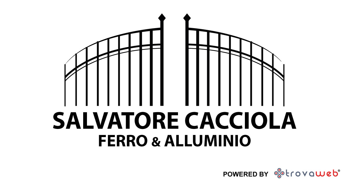 Fixtures Salvatore Cacciola Hierro y Aluminio - Messina