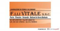 Infissi Ferro Alluminio Fratelli Vitale - Balestrate - Palermo