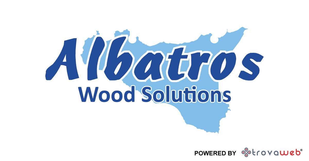 伍兹板和清漆Albatros木材解决方案