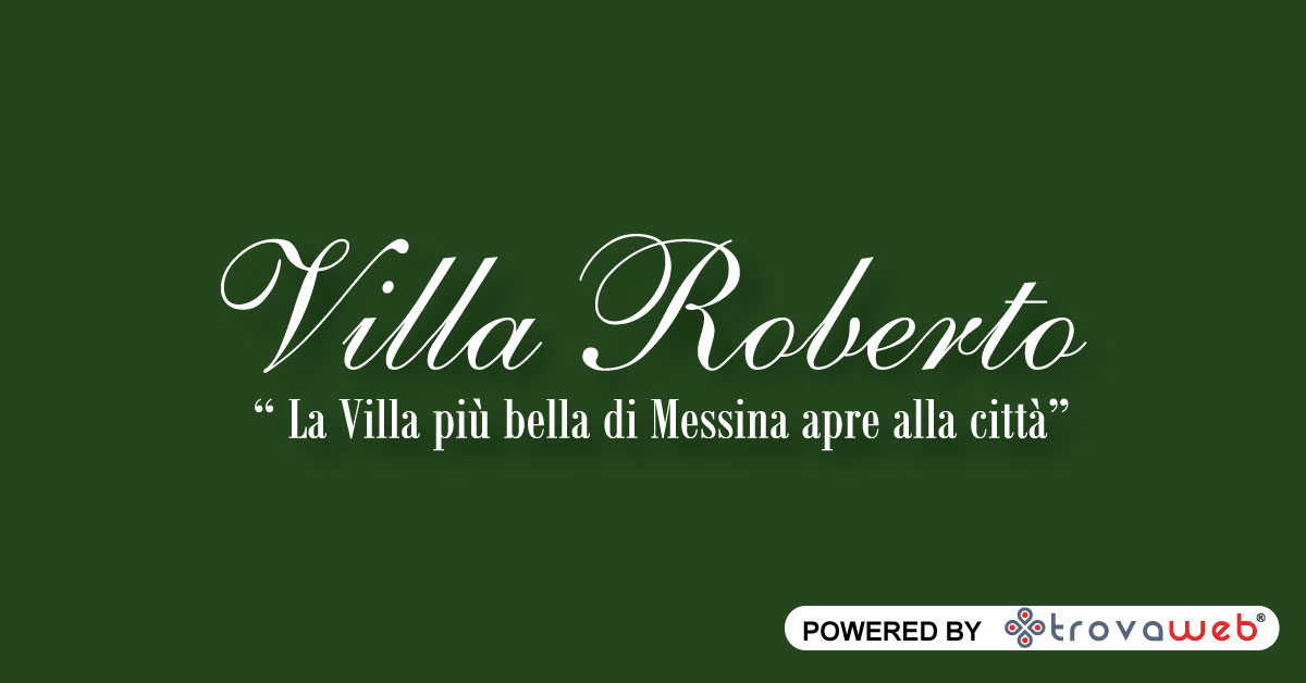 Location Eventi - Villa Roberto - Messina
