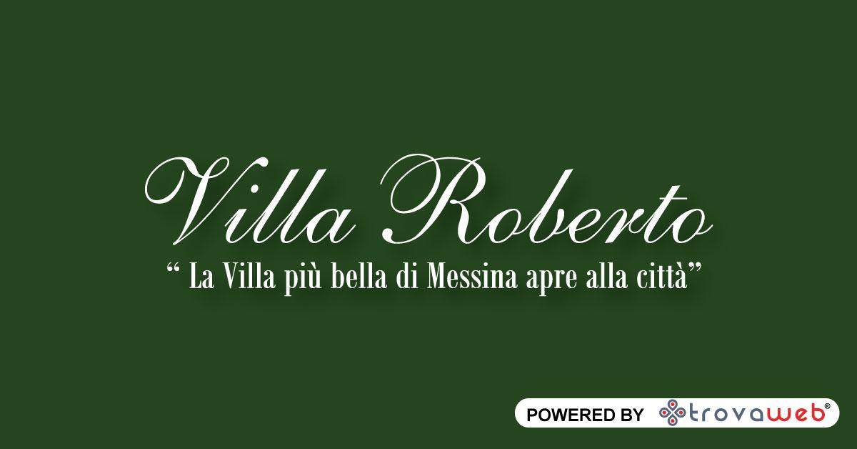 Location Eventi - Villa Roberto - Messina