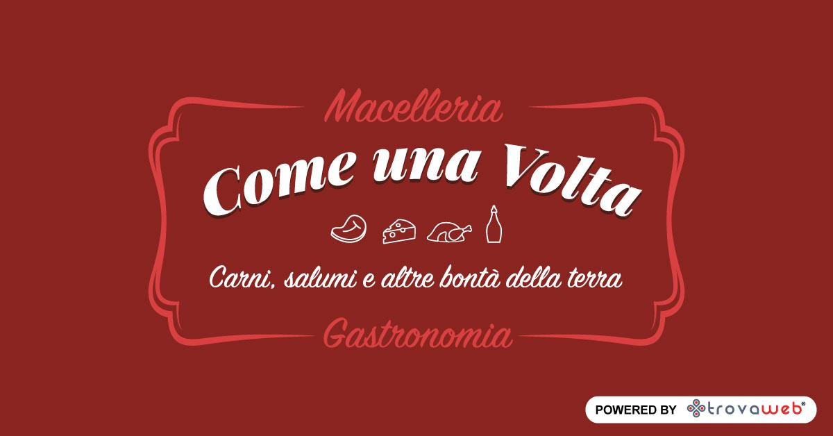 Macelleria Gastronomia Carni e Salumi Come una Volta
