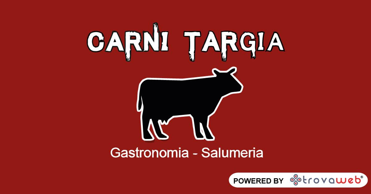 நுகர்வு கசாப்பு Salumeria Targia - பலேர்மோ