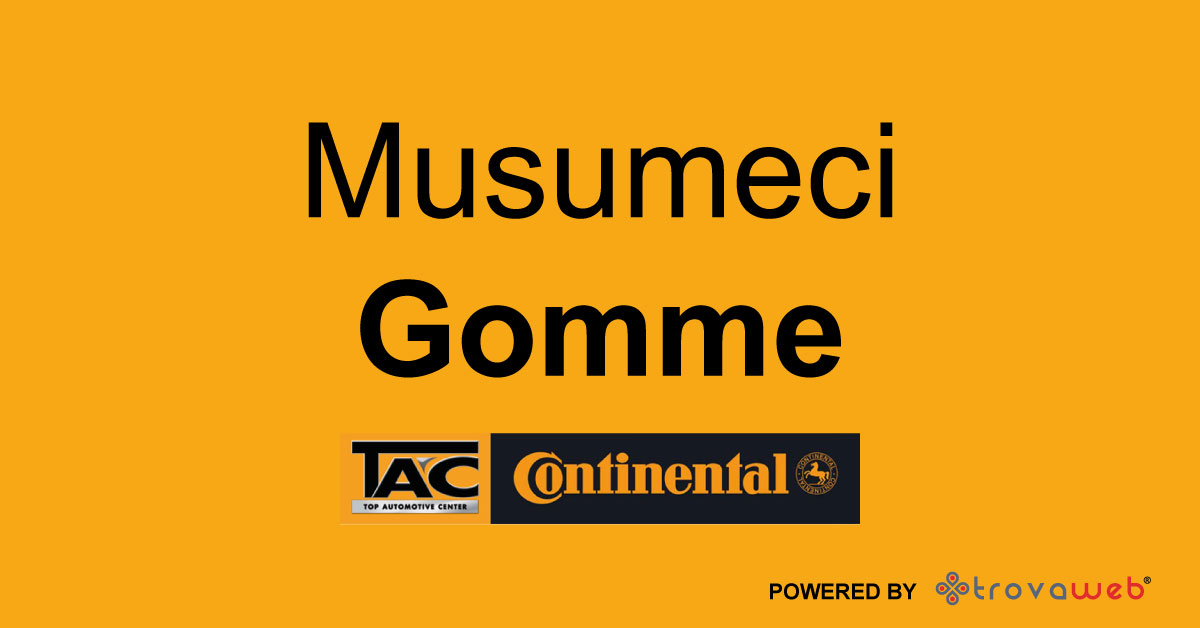 Musumeci Tires in Messina
