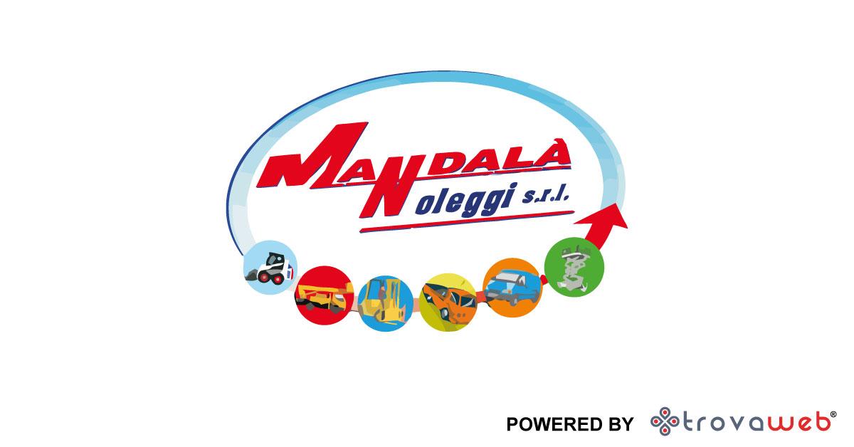Alquiler de Grúas Mandála Alquiler - Palermo