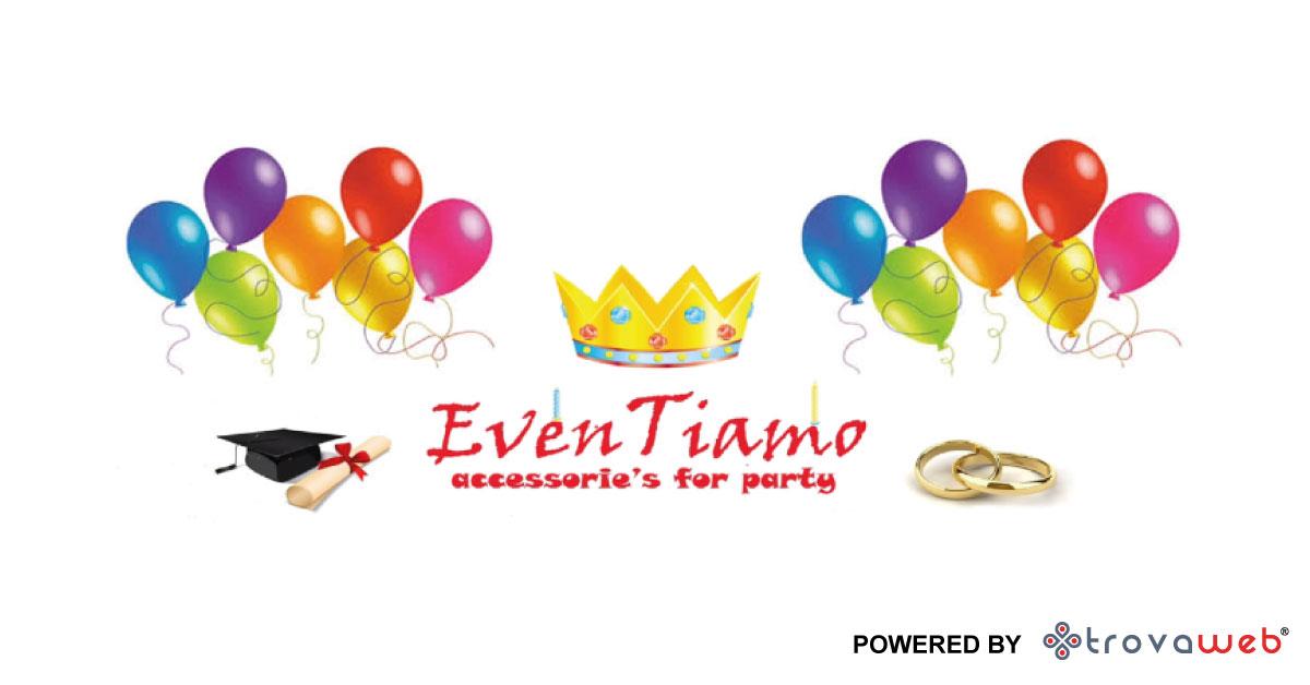 Accesorios para Party Eventiamo - Palermo