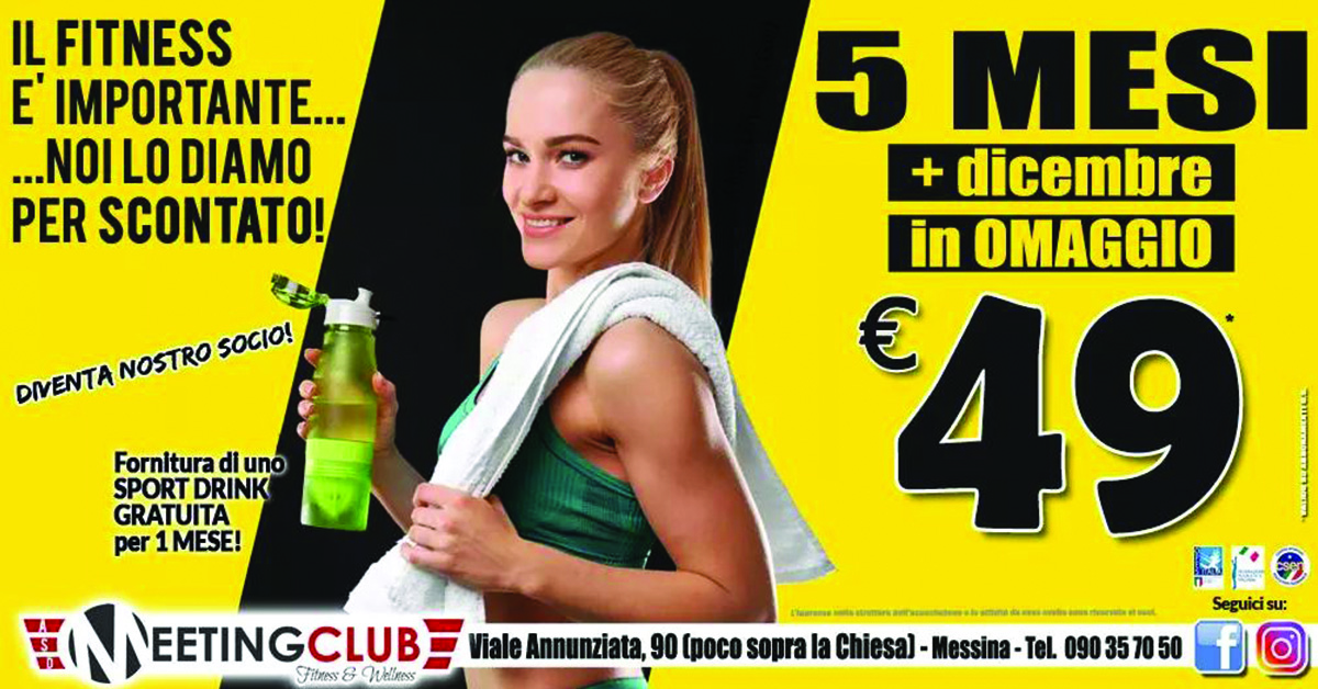 Palestra Studio Danza Meeting Club ASD - Messina