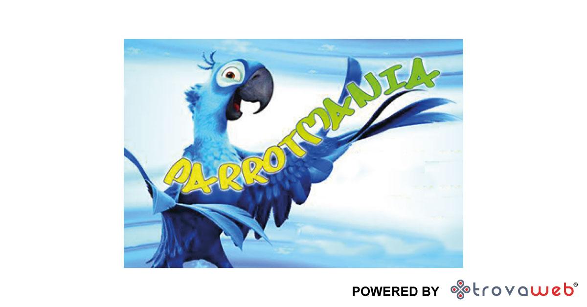 Negozio di Animali e Pappagalli Parrot Mania - Messina
