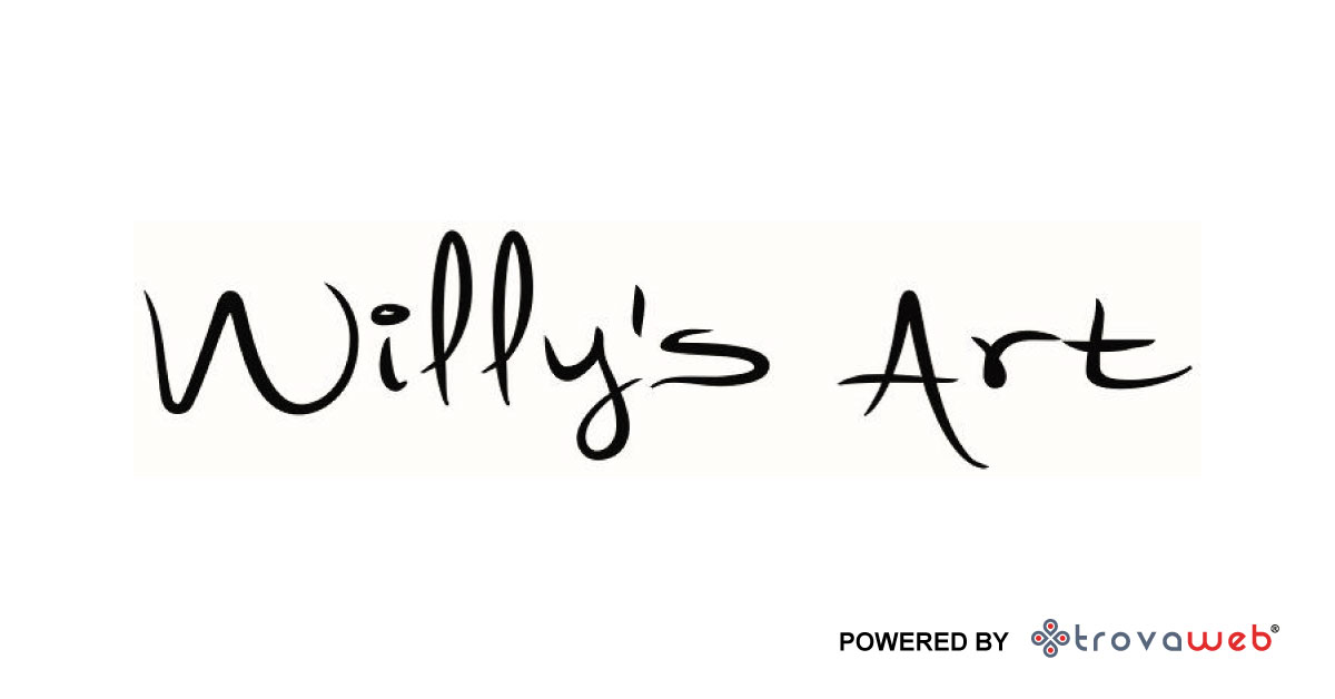 Frisörer Centro Storico Willys konst - Genova