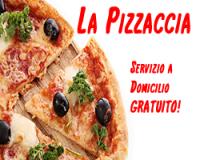 Pizzeria La Pizzaccia a Messina - Servizio a Domicilio Gratuito