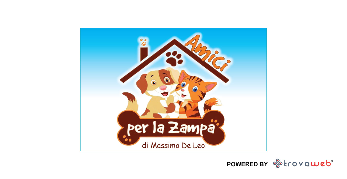 Produits zootechniques et aliments pour animaux Amis zootechniques pour la patte