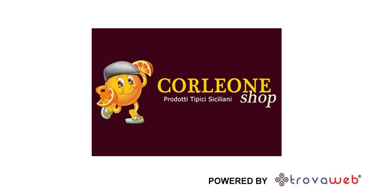 Produits typiques de Corleone - Palerme