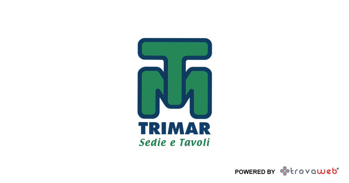 Produzione Sedie e Tavoli Trimar - Alessandria