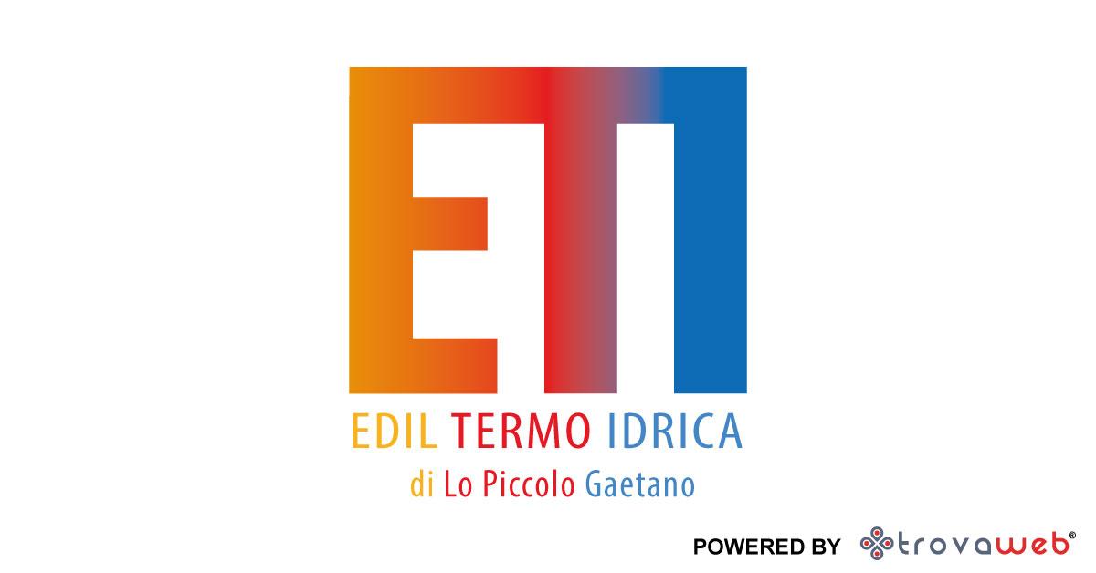 Bauprojekte und Anlagen Edil Termo Idrica - Palermo