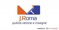 Pulizie Vetrine e Insegne J. Roma