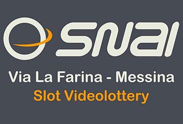 Scommesse SNAI Via La Farina - Messina