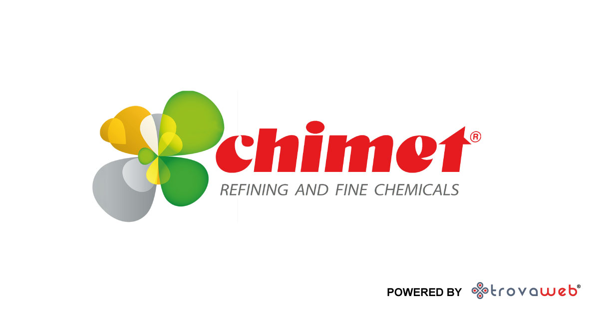 Precious Metals Recovery and Refining Chimet - Arezzo