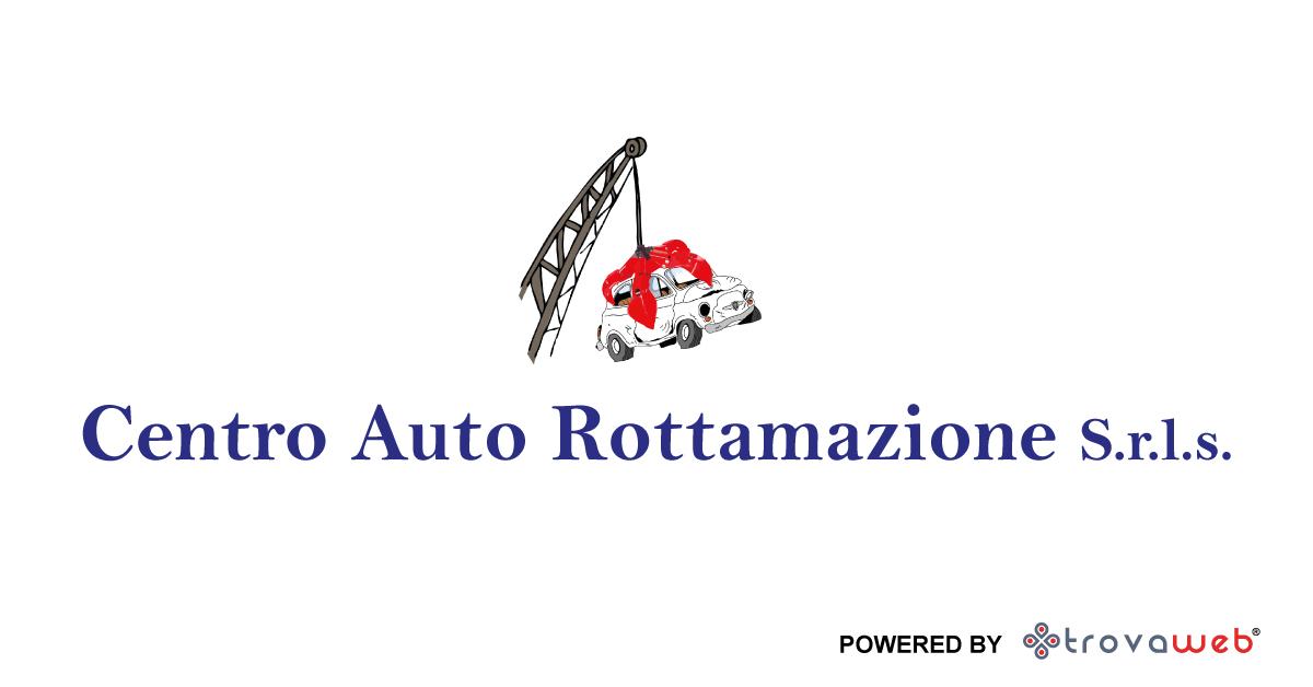 Recupero Rottami Centro Auto Rottamazione