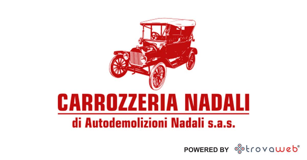 Gebrauchte Nadali Ersatzteile und neue Autodemotion - Genua