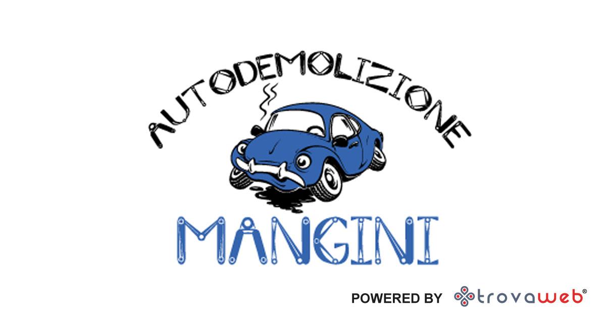 Imoto kanye Nezimoto Izithuthi Demolition Mangini - Genoa