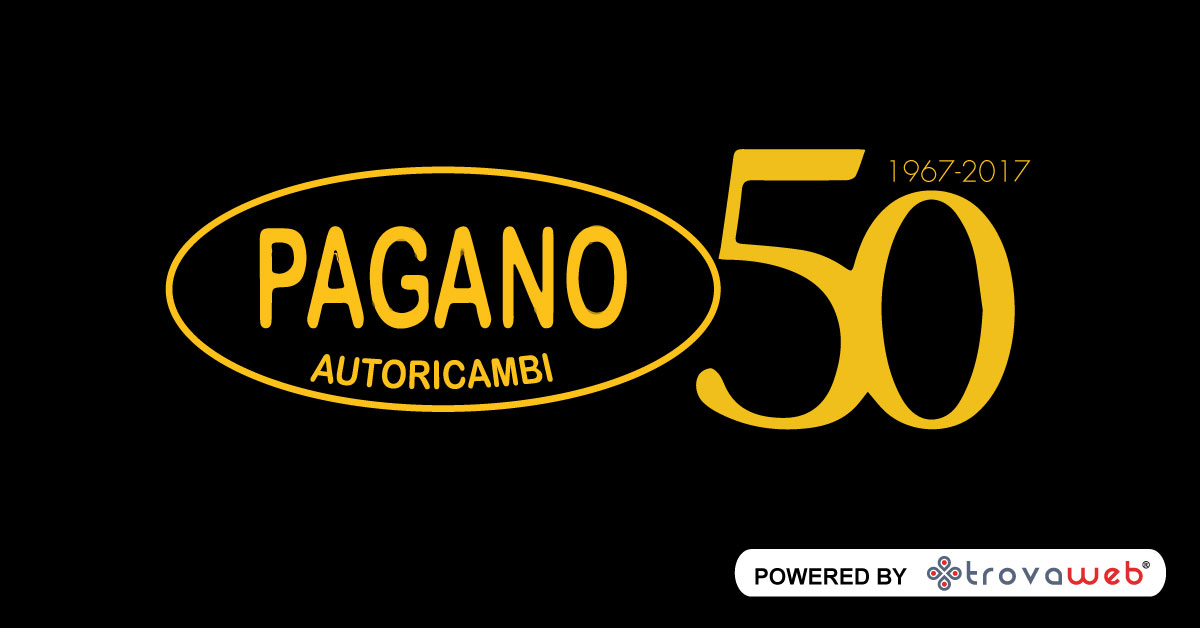 Spare parts for Vehicles Pagano AutoRicambi - Genoa