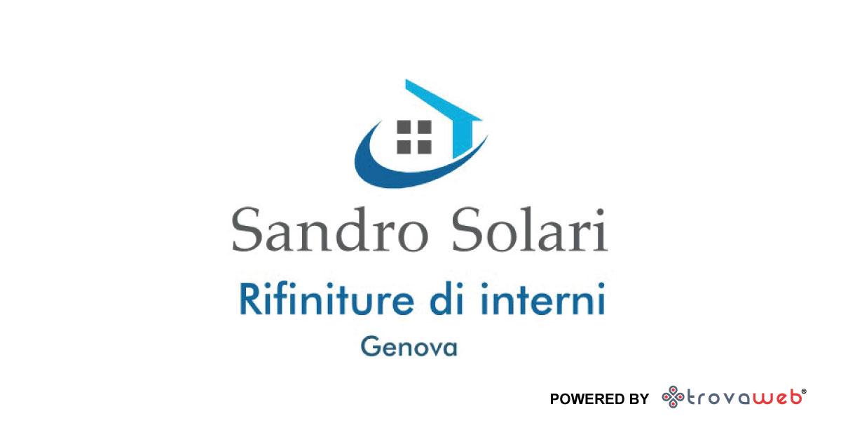 Rifiniture e Ristrutturazioni Edilizie Sandro Solari - Genova