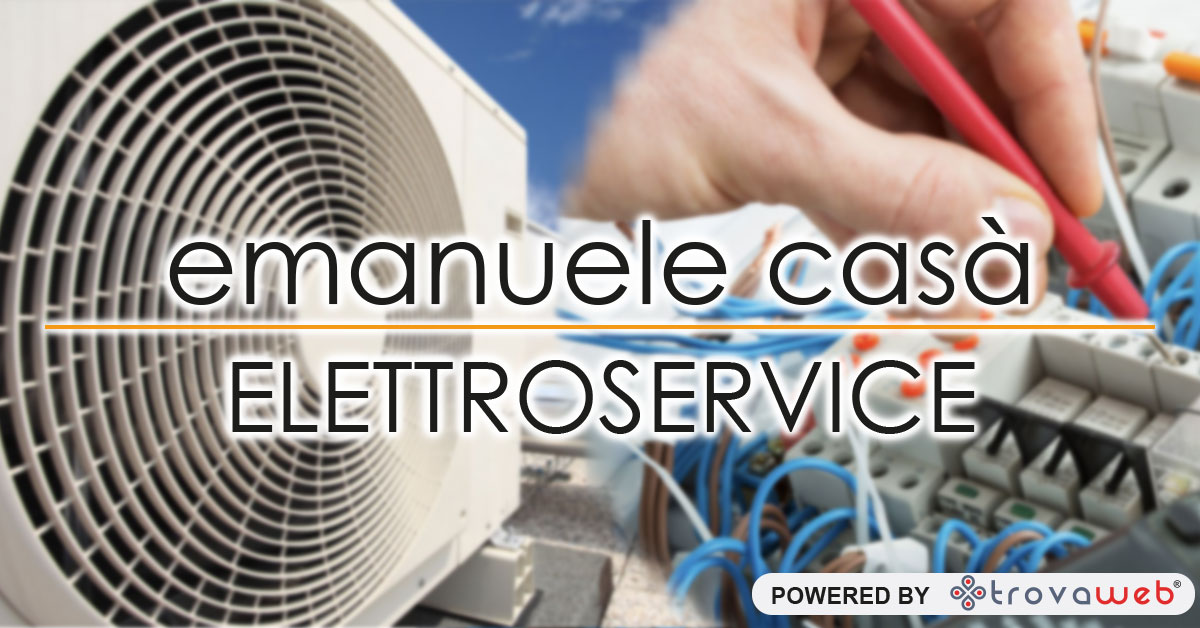 Electrical Electrical and Water Systems Technoservice - Palermo