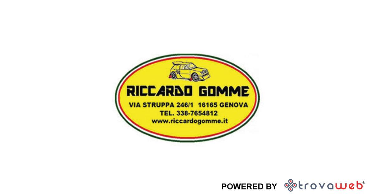 Gommista Riccardo Gomme - Genova