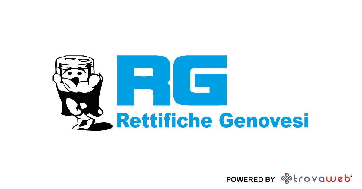 Riparazione Generatori Nautici RG Rettifiche Genovesi - Genova