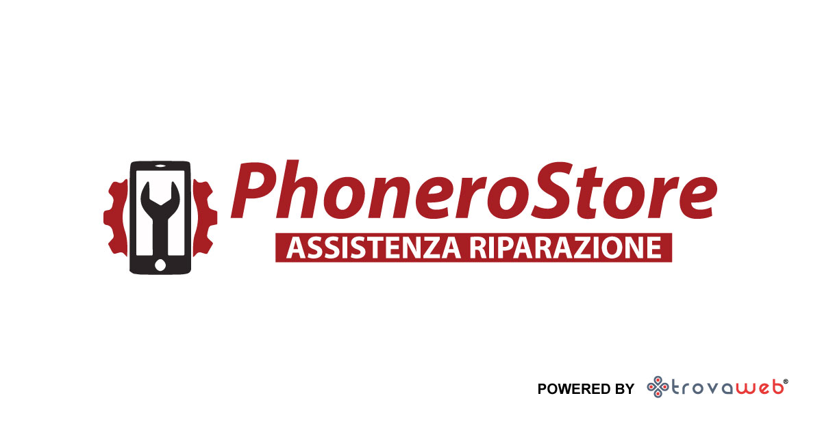 Smartphone-Reparatur von Mac Phonero Store - Messina