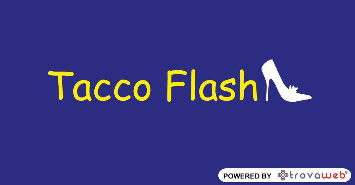 Riparazione Tacchi e Calzature Tacco Flash - Messina