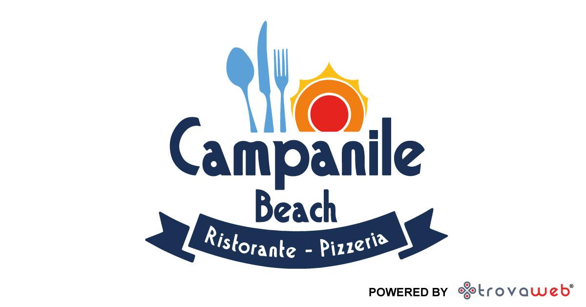 Sea's Sport的Lido Campanile Beach餐厅