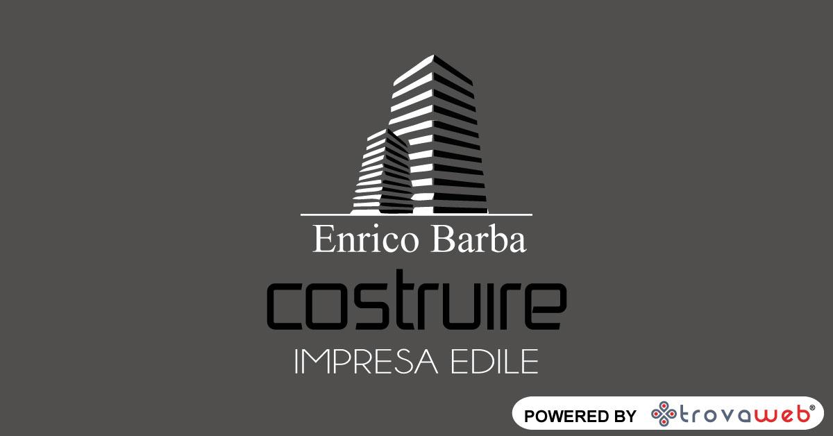 装修和植物建筑公司Enrico Barba