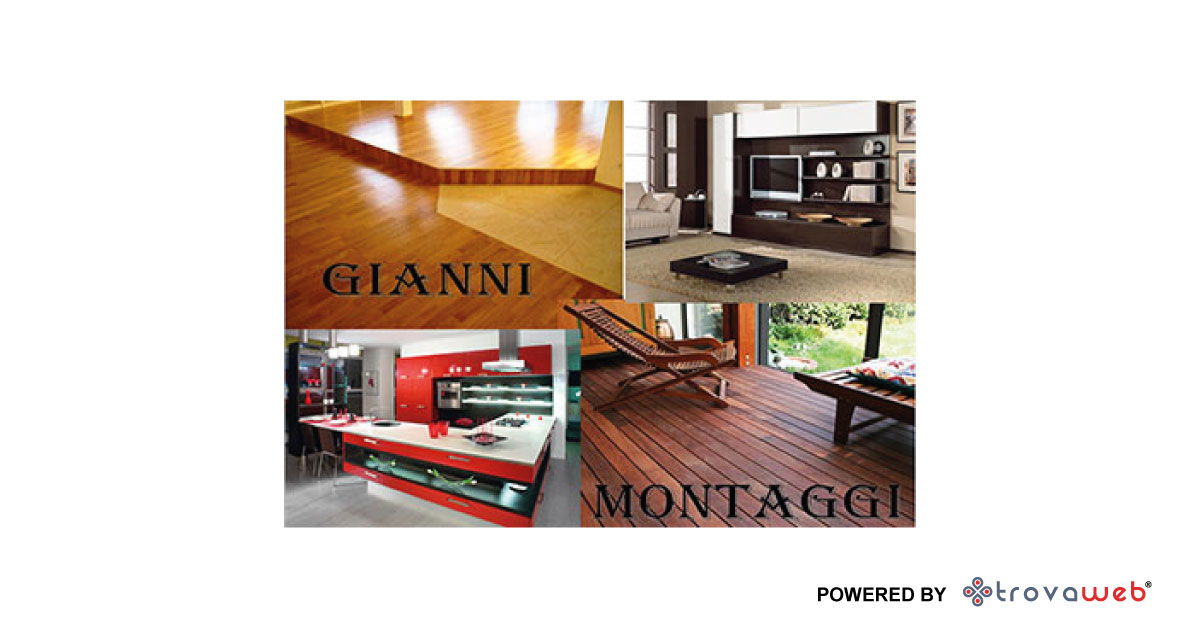 Ristrutturazioni Gianni Montaggi - Cuneo - Torino