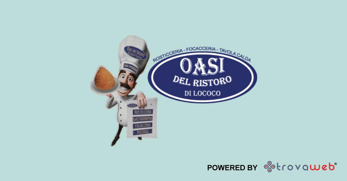 Rosticceria Pizzeria Tavola Calda Oasi del Ristoro - Messina