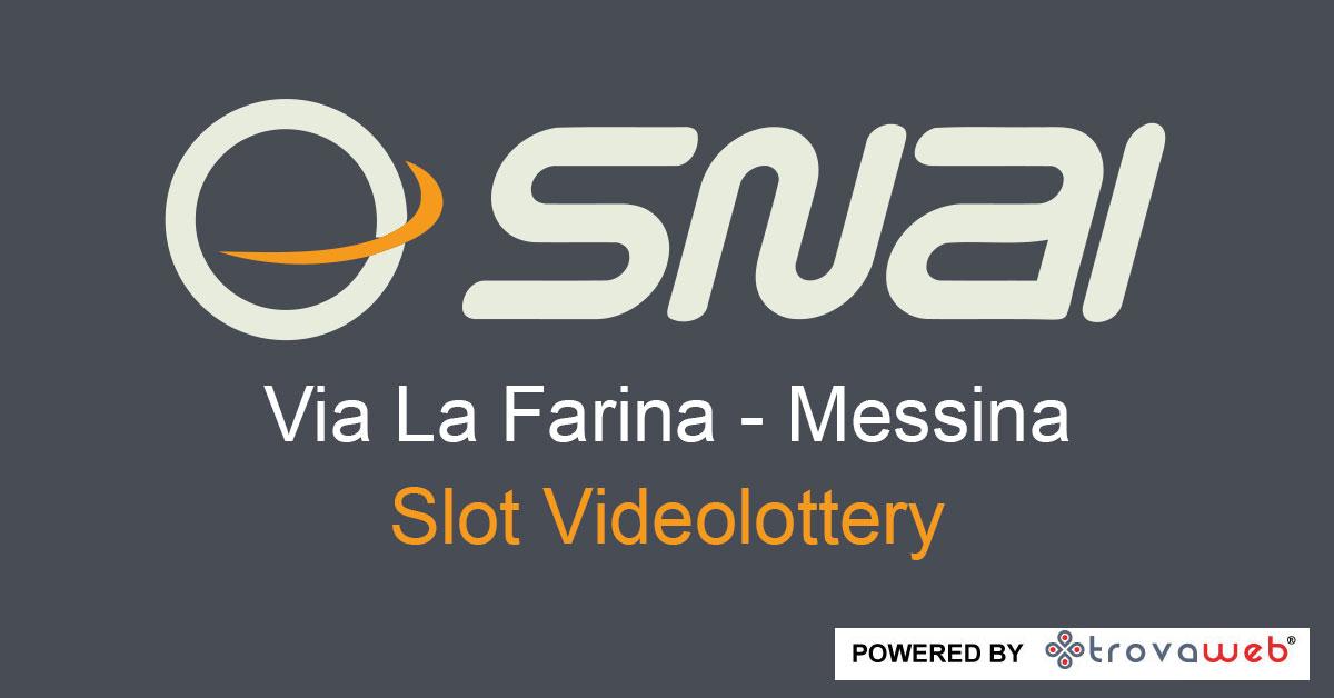 Betting SNAI Via La Farina - Messina