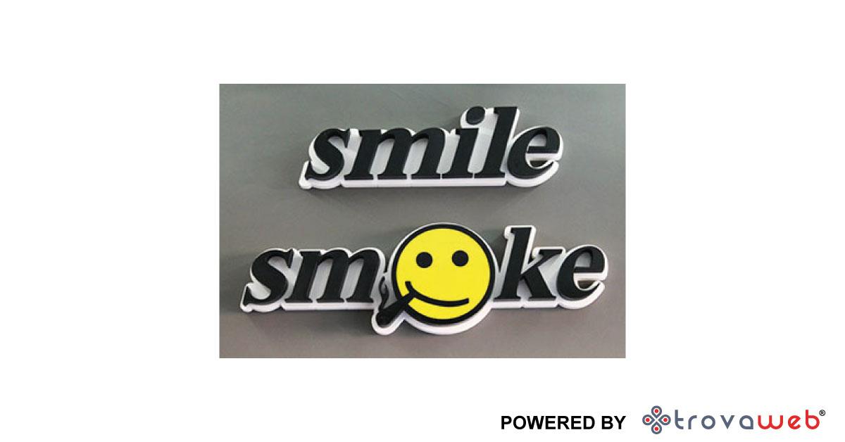 Elektronische Zigaretten Smile Smoke - Palermo