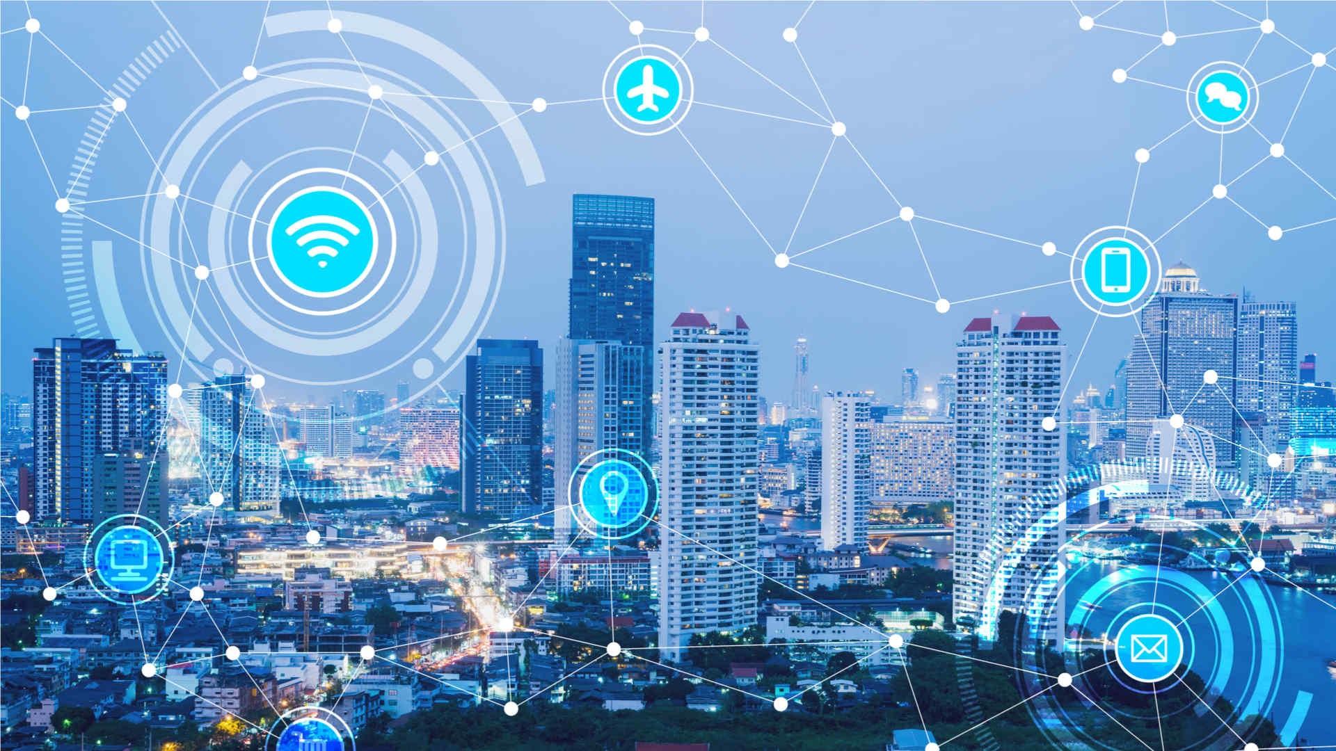 Egenskaperna hos Smart Cities
