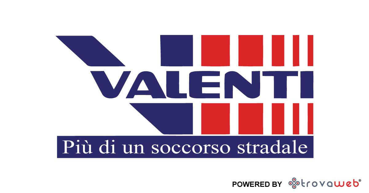 Soccorso Stradale Ripristino Post Incidente Valenti