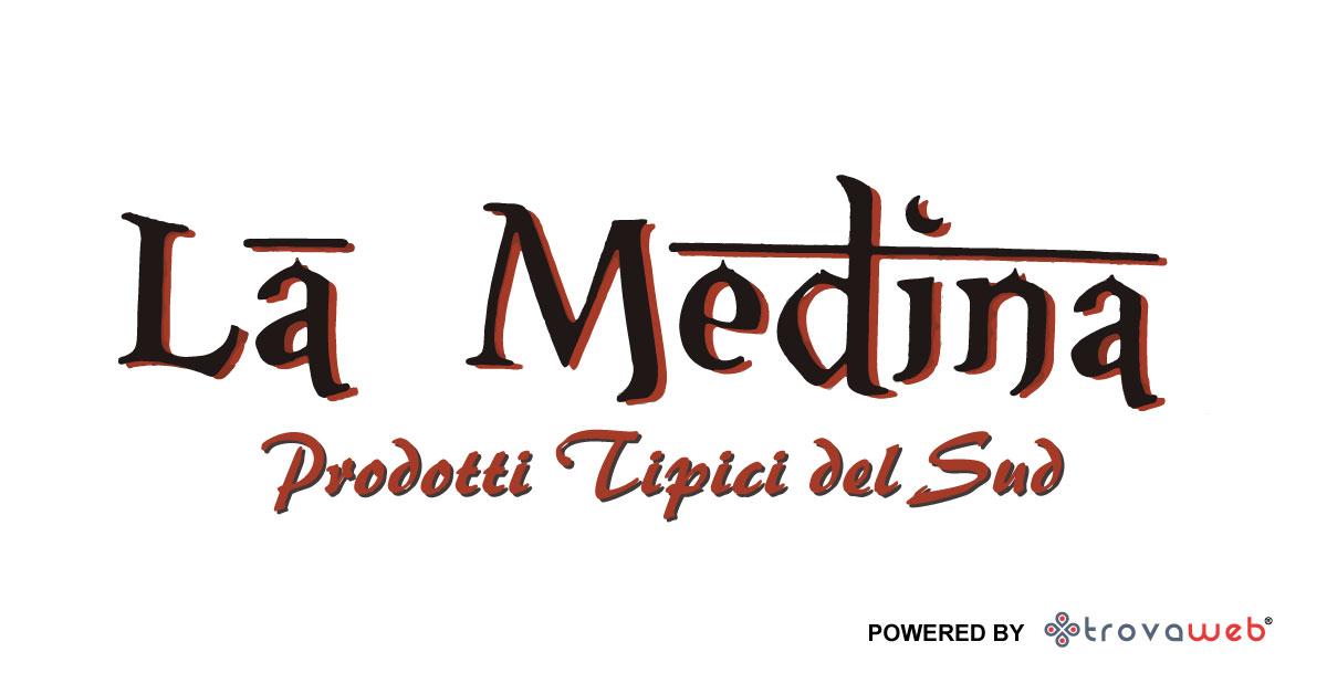 Thé et infusions aux épices orientales - Drogheria La Medina Genova