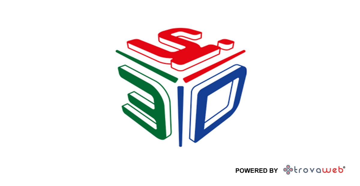 அச்சிடுதல் மற்றும் பிரிண்டர்கள் 3D அச்சுக்கலை Si3D - சிசிலி